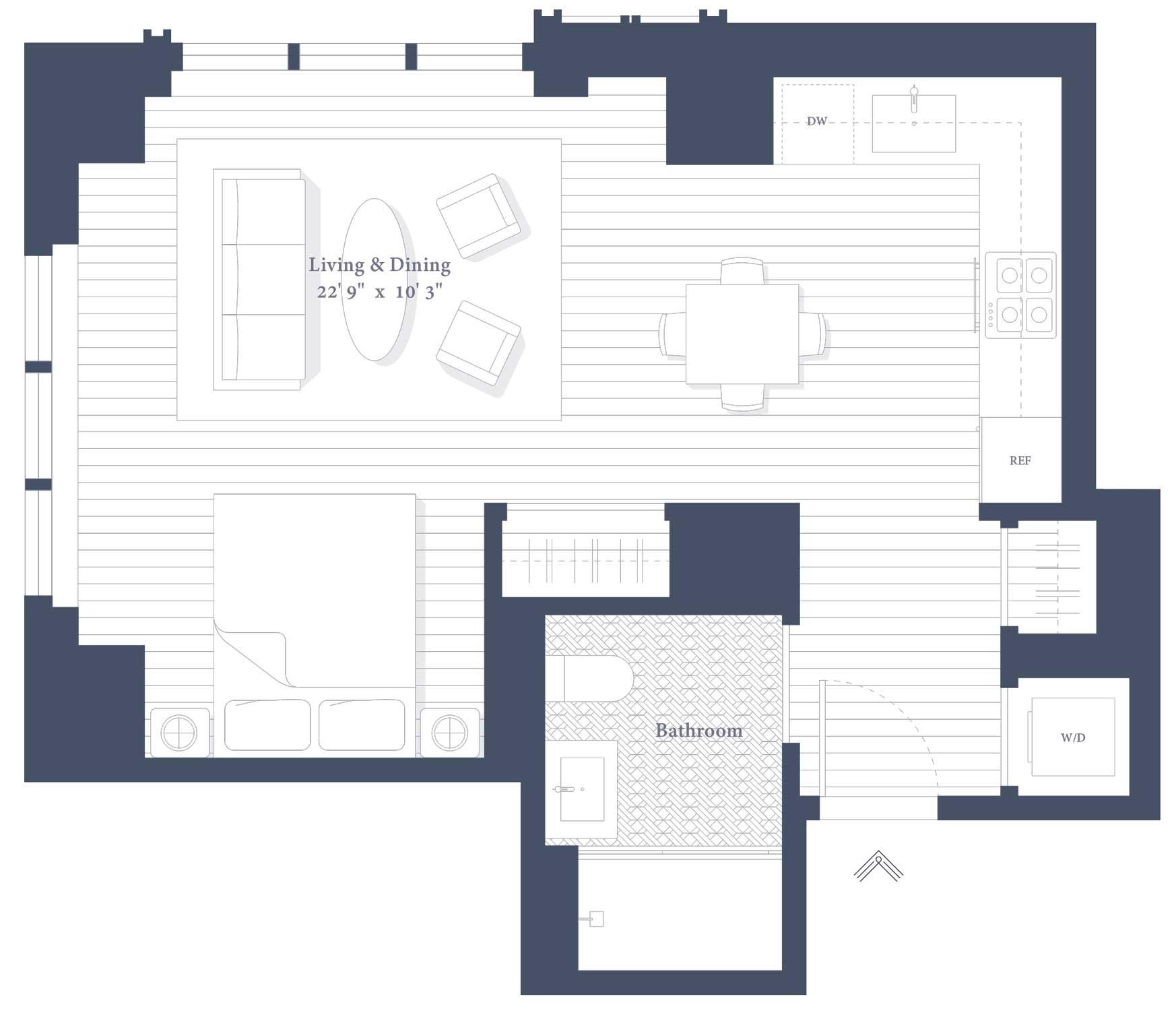28D Floor Plan